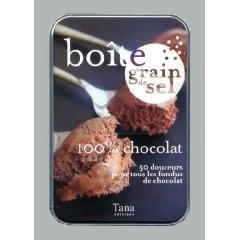 Fiches de cuisine autour du chocolat, collectif