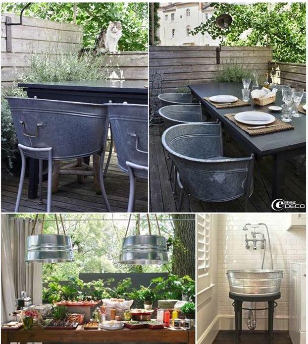 1000 id es sur le th me viers ext rieur sur pinterest plein air abris de jardin et lavabo l. Black Bedroom Furniture Sets. Home Design Ideas