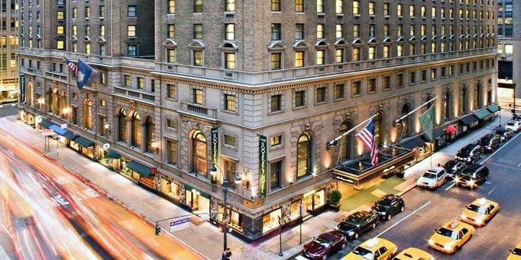 The Roosevelt Hotel New York | Travelzoo