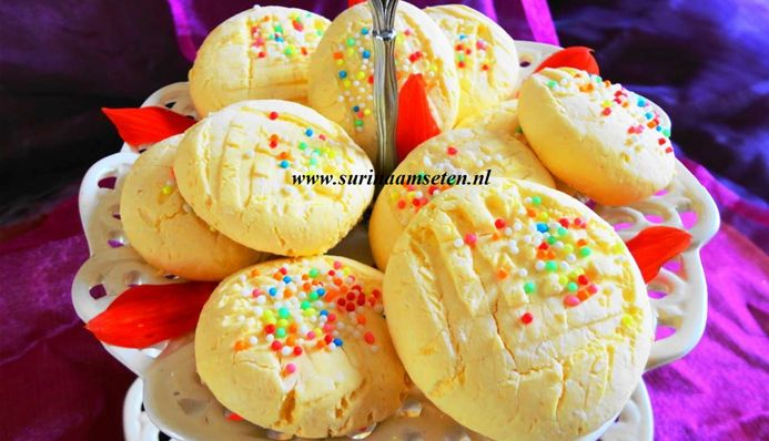 Surinaams eten – Maïzenakoek