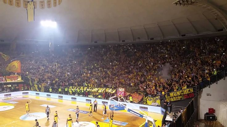 """Aris - paok  84-72 (24.10.2015)  """"That moment"""""""