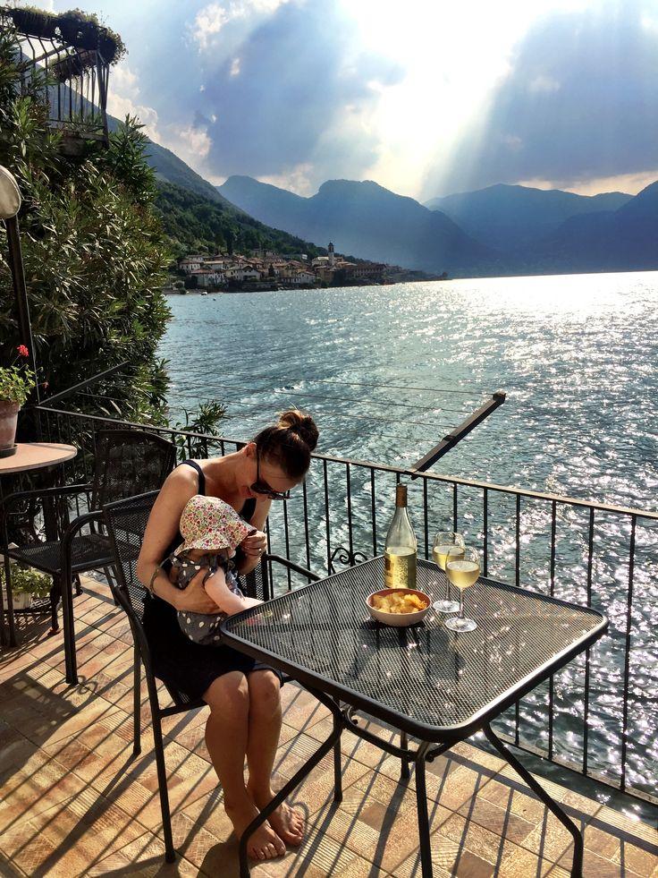 Vacation / Como lake