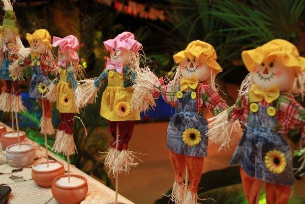 Festa julina com capricho e diversão