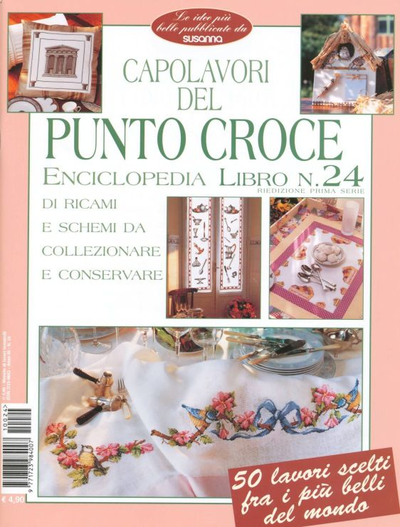 Gallery.ru / Enciclopedia de punto de Cruz 24