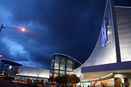 SM Mall of Asia - Philippines (the 4th biggest mall in the world)