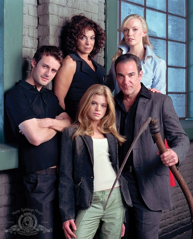 Mandy Patinkin, Jasmine Guy, Callum Blue, Laura Harris, Ellen Muth