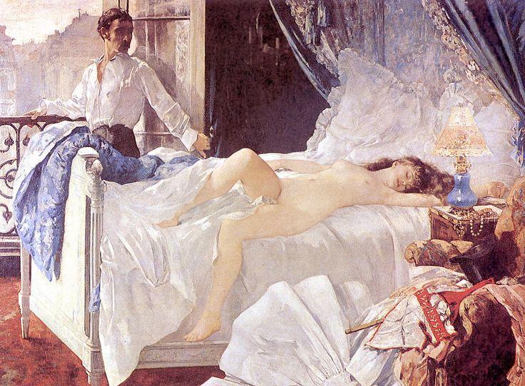 Henri Gervex, Rolla. 1878
