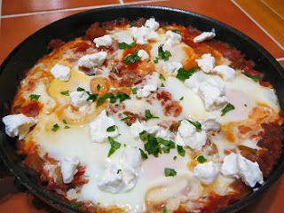 Holy Cannoli Recipes: Shakshouka