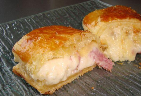 Μιλφέιγ με μπέικον και τυρί - Συνταγές Μαγειρικής - Chefoulis