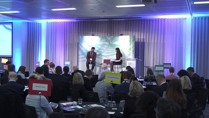 SMiLE London video - Novozymes crowdsources innovation