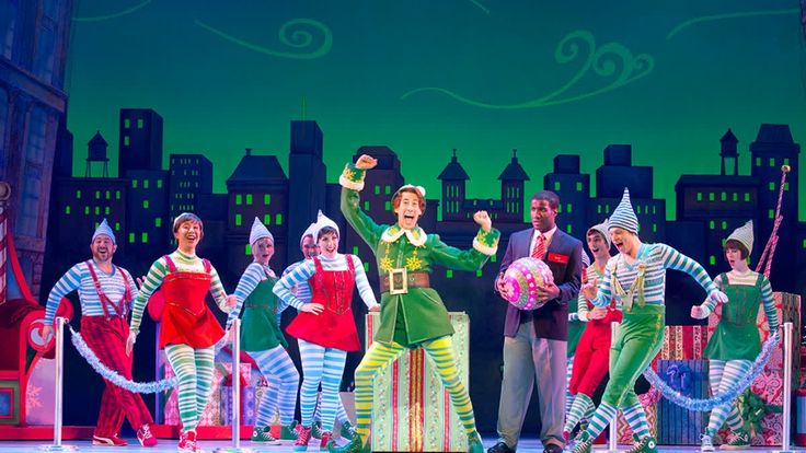 Elf the Musical is coming and you don't want to miss Buddy and his friends singing.  Now through Jan 1st, 2017. http://qoo.ly/cuwyg