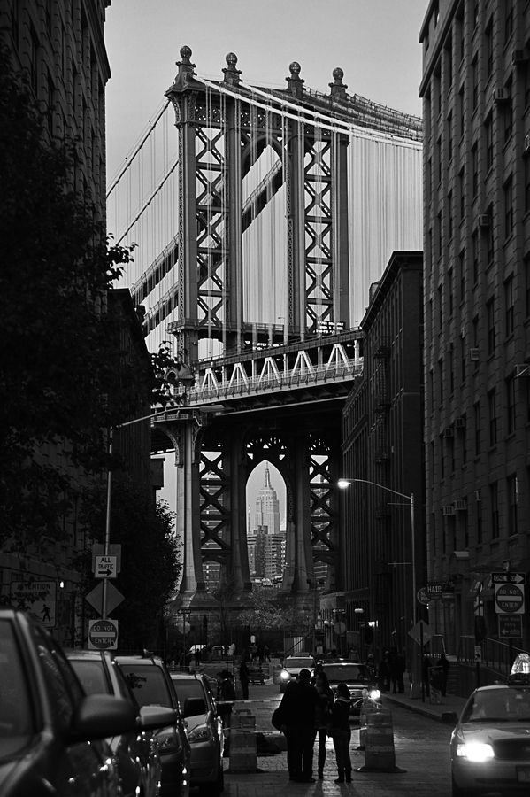 Once Upon a Time in America, New York
