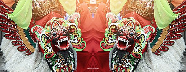 Banyuwangi Ethnic City on Behance