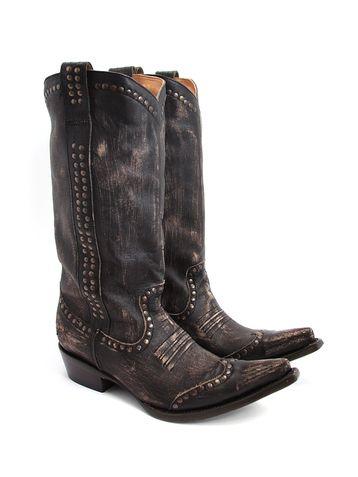 Fluevog Boots / Calgary | Stampede