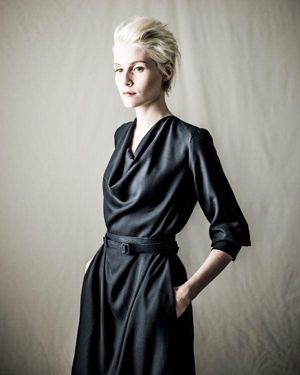 Jeanne Mance Dress