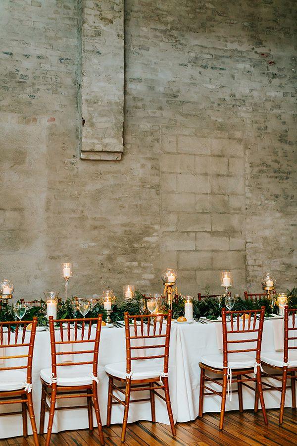 wedding venues in Philadelphia - photo by danfredo photos + films http://ruffledblog.com/chic-philadelphia-winter-wedding