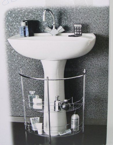 63 best accesorios para ba o images on pinterest for Muebles para debajo del lavabo