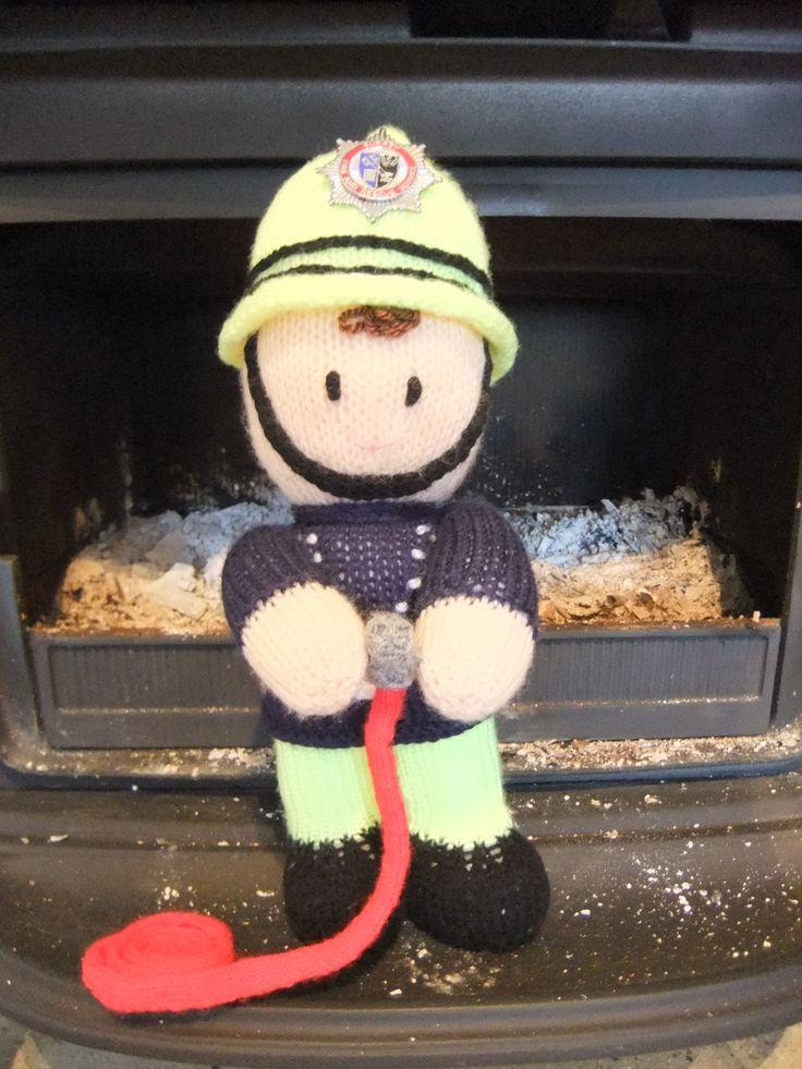 Fireman present!!