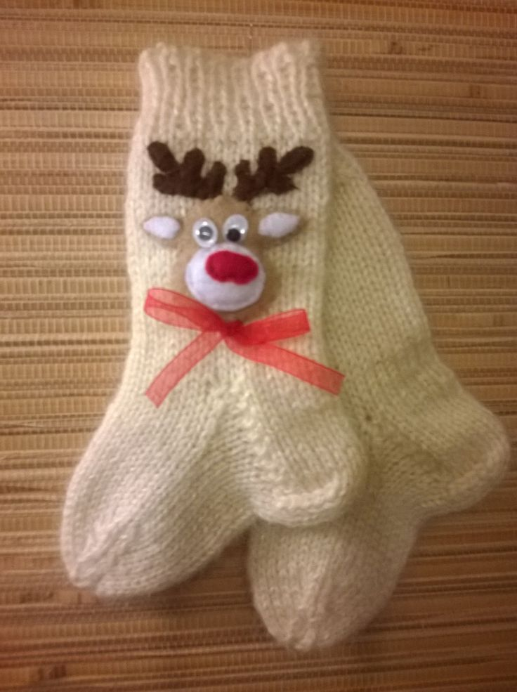 Hand knitted  wool socks for kids - pinned by pin4etsy.com