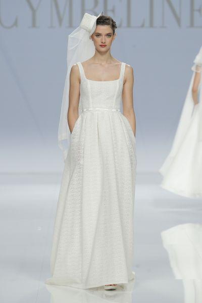 Vestidos de novia con bolsillos 2017: Los pequeños detalles marcan la diferencia Image: 14
