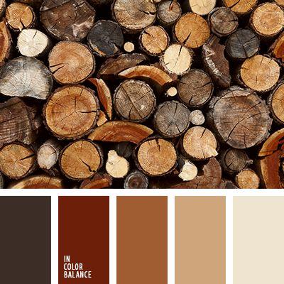 wood tones