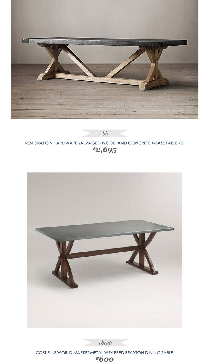 Costplus Kitchen Table