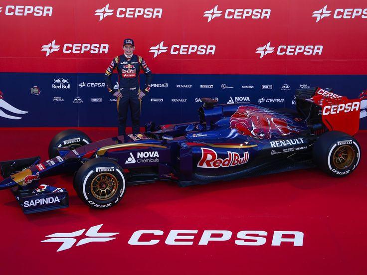 THE #STR10 - LAUNCH IN JEREZ | Scuderia Toro Rosso