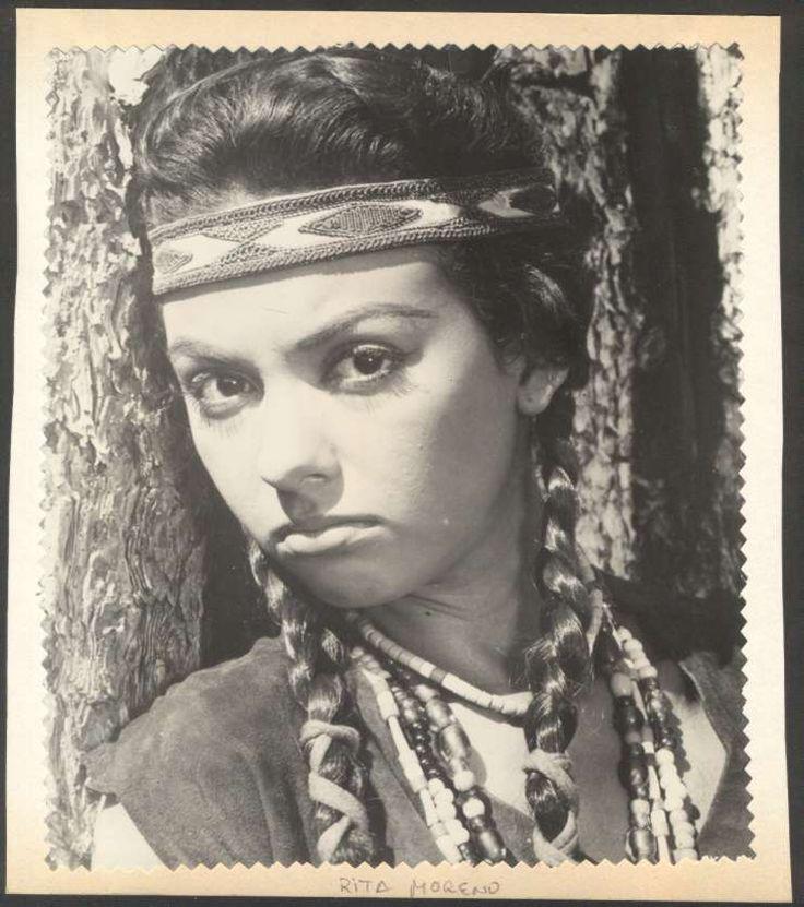 R Photo on Paper Rita Moreno Puerto Rico Actress Very Nice | eBay