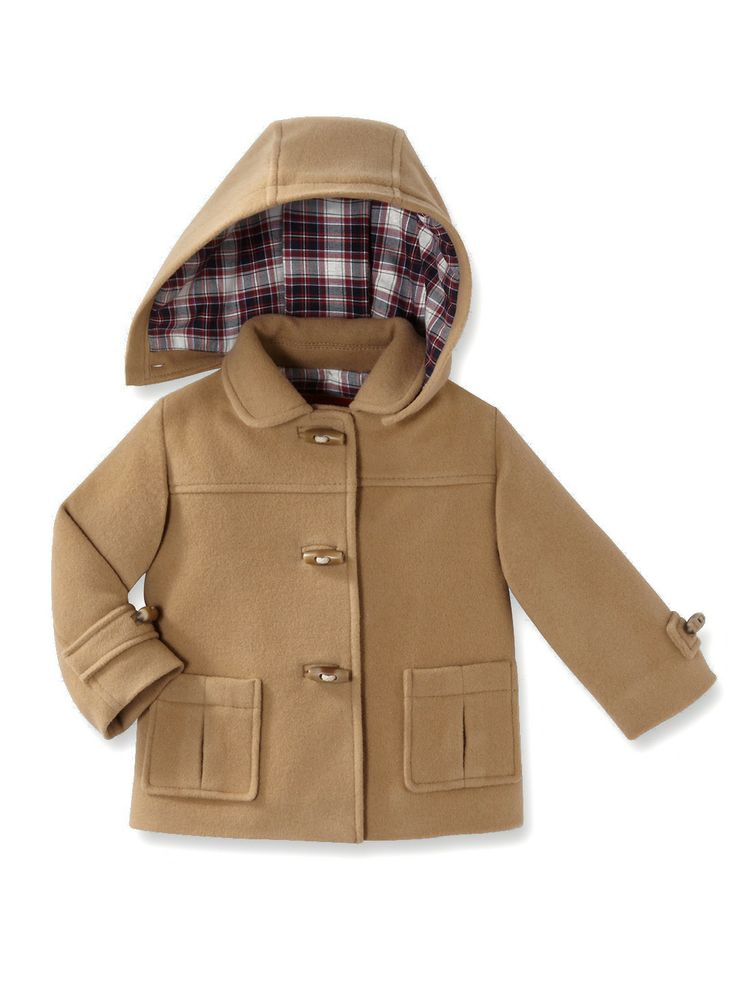 Ganse Wool Duffle Coat by Jacadi at Gilt | Children Clothing