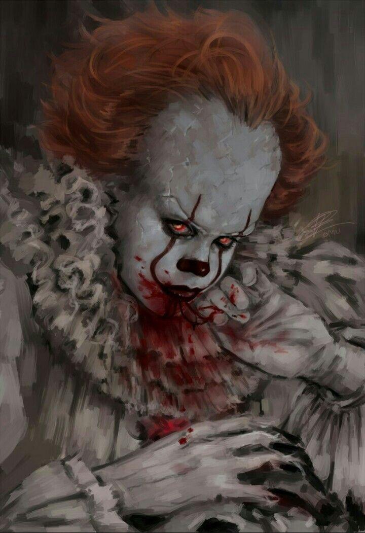 best 25  scary clown drawing ideas on pinterest
