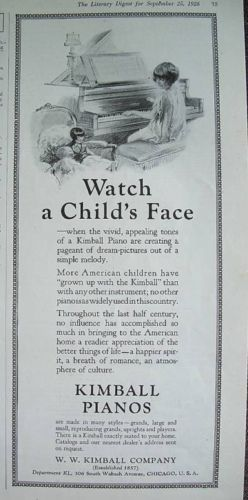 1926-Antique-Kimball-Piano-Watch-a-Childs-Face-Ad
