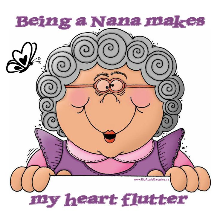 Being a Nana makes my heart flutter Tshirts / Hoodies / Tanktops / Aprons: http://bit.ly/1QhRYwf FREE SHIPPING CANADA WIDE & NO TAXES  For International shipping click here: http://etsy.me/2gpq0WE