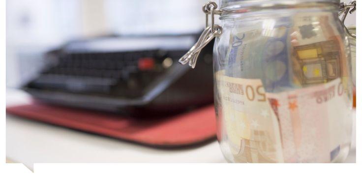 Wie Richter und Staatsanwälte Millionen aus Verfahren mit Geldstrafe verteilen. #crowdfunding #journalism #law #money