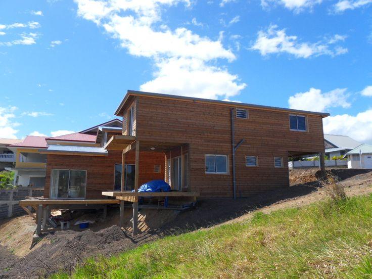 Les 82 meilleures images du tableau maison polynesie sur for Constructeur de maison individuelle nouvelle caledonie
