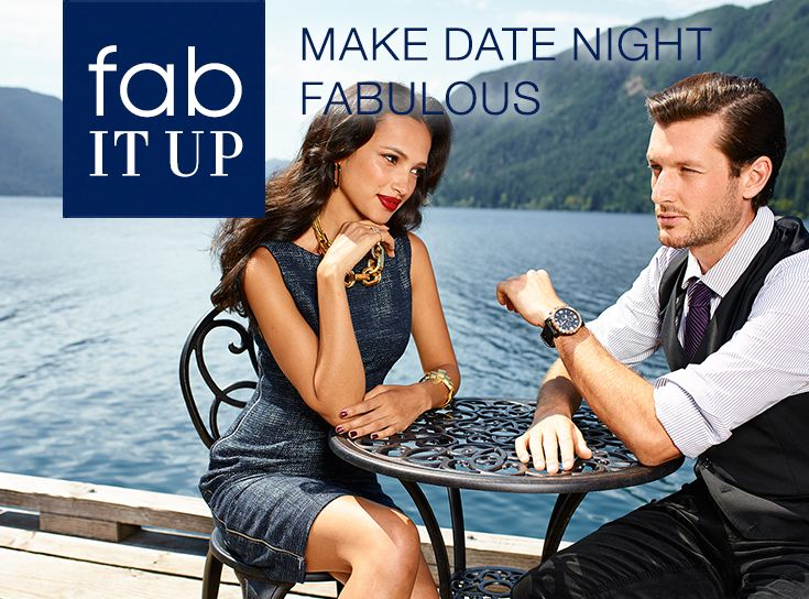 MAKE DATE NIGHT FABULOUS
