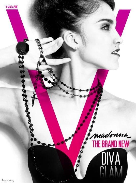 MADONNA - V Magazine