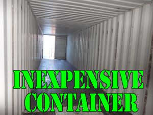 looking for cheap shipping containers for sale