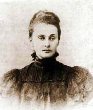 Princess Trubetskaya (Chertkova) Alexandra Nikolaevna / княжна Трубецкая  (Черткова)  Александра  Николаевна  (1872 † 1925)