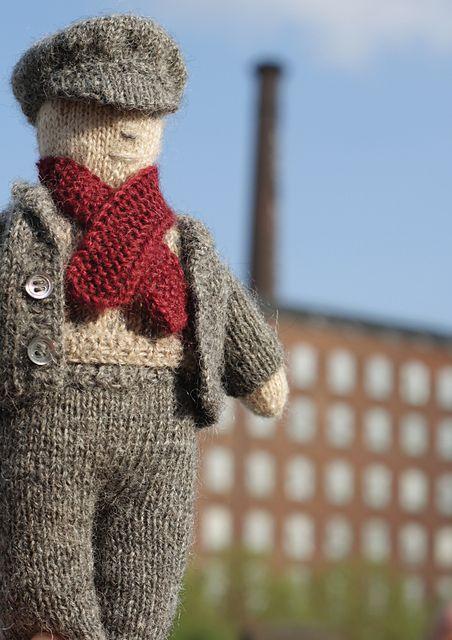 Ravelry: Little Fella pattern by Ella Austin