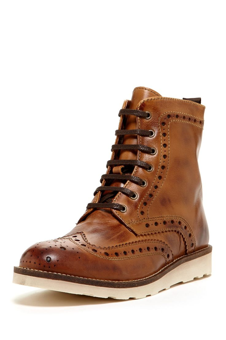 #wingtip #boots #shoes #menstyle