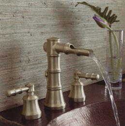#Bamboo #BambooBathCollection #Moen #Bath #BathAccessories #Faucet #Sink #BambooSink moen.com