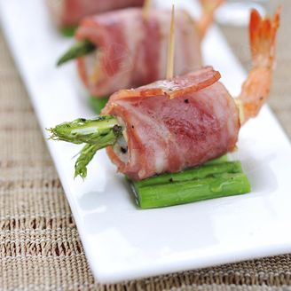 Bacon shrimp roll_Shrimp Recipes_China Food Menu - best chinese food and chinese recipes