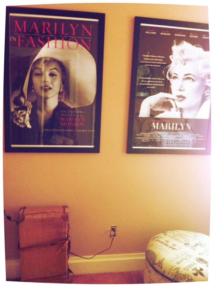 Marilyn Monroe Living Room Decor: 213 Best Images About Marilyn Monroe Room Ideas On
