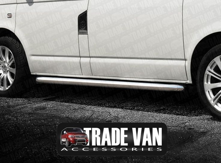 Trade Van Accessories 4x4 Styling at Best Uk Prices - VW T5 Transporter Side Bars SPORT SS001 SWB OEM Sportline, £126.95 (http://www.tradevanaccessories.co.uk/vw-t5-transporter-side-bars-sport-ss001-swb-oem-sportline/)