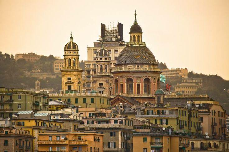 Genova.