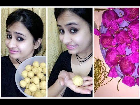 DIY Diwali Gift Hamper - YouTube