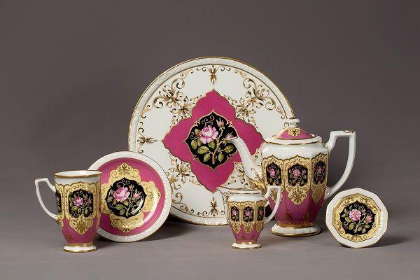 YOUR FASHION CHIC - Blanc Paon porcelain production