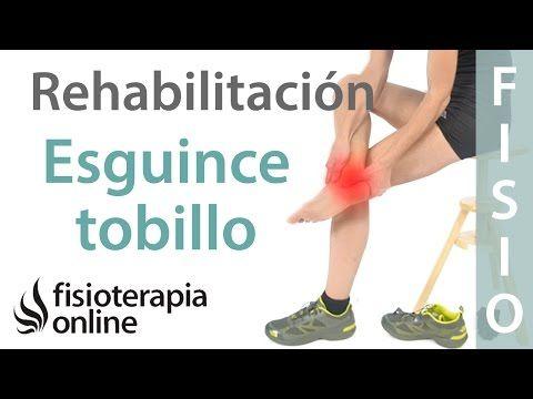 Esguince de tobillo mal curado o crónico | Fisioterapia Online
