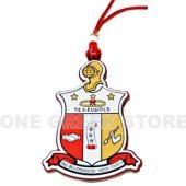 Kappa Alpha Psi Crest Tiki #kappaalphapsi