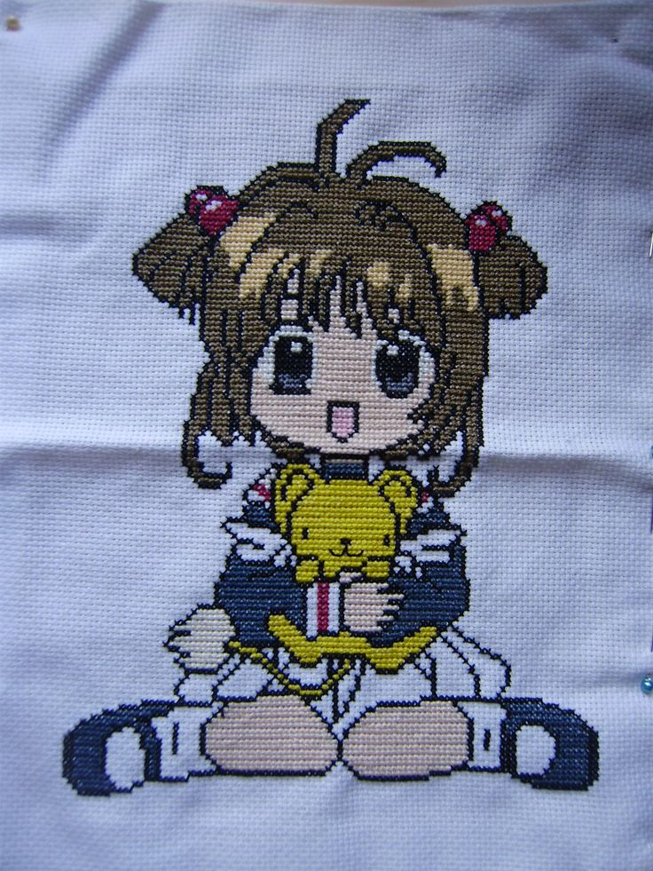 Sakura http://animestitchblg.wordpress.com/